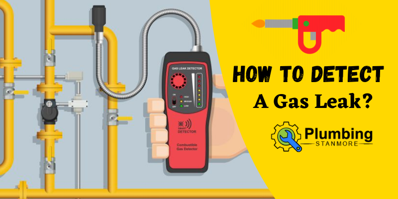 How To Detect A Gas Leak